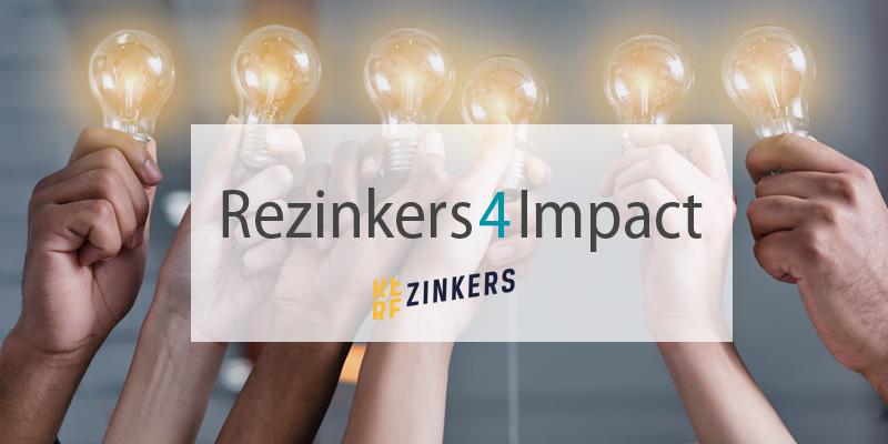 Rezinkers4Impact impulsa proyectos alto impacto