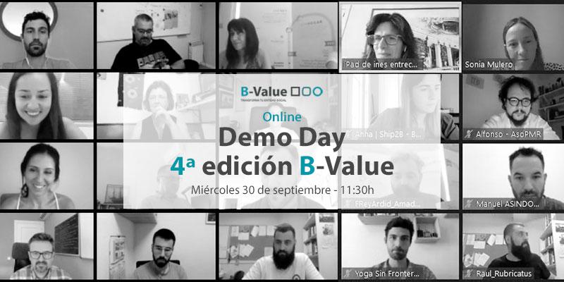 B-Value Demo Day