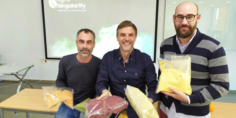 Ship2B invierte en Agrosingularity