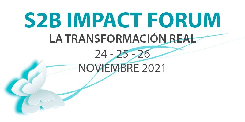 8º S2B Impact Forum