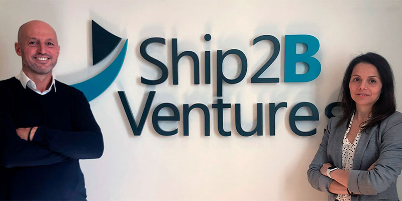 Xavier Pont y Maite Fibla, general Partners de Ship2B Ventures