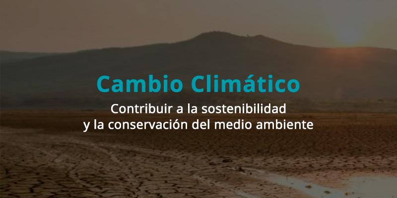 Retos en los que Invertir: Cambio Climático